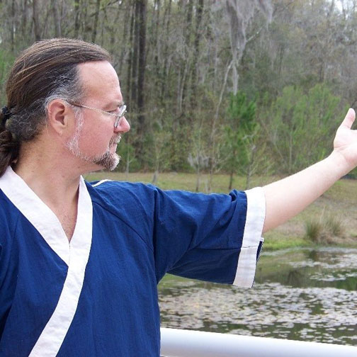 "Dr. Pete Gryffin, author of ""Tai Chi Therapy: The Science of Metarobics"" on Official World Tai Chi Day Online Qigong Summit Fall 2020"