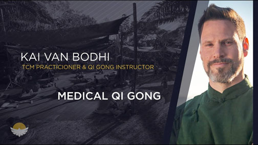 Kai Van Bodhi, with a master's degree in Oriental Medicine, Kai Van Bodhi  is a pioneer in the field of Holistic Medicine integrating both Ancient Alchemy and Modern Neuroscience