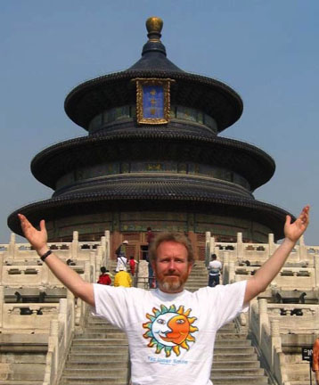Michael Winn, author and co-founder of the National Qigong Association on Official World Tai Chi Day Online Qigong Summit Spring 2020