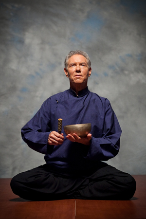 Author, Roger Jahnke at Official World Tai Chi Day Online Qigong Summit Spring 2020