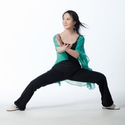 Violet Li, award winning Tai Chi author and writer on Official World Tai Chi Day Online Qigong Summit Spring 2020